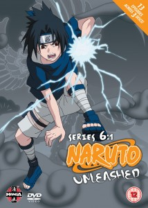 Naruto Unleashed Series 6: Volume 1