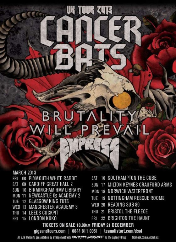 cancer-bats-march-2013-uk-headline-tour