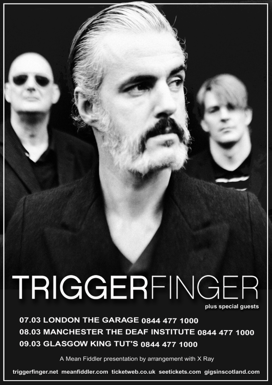 triggerfinger-uk-tour