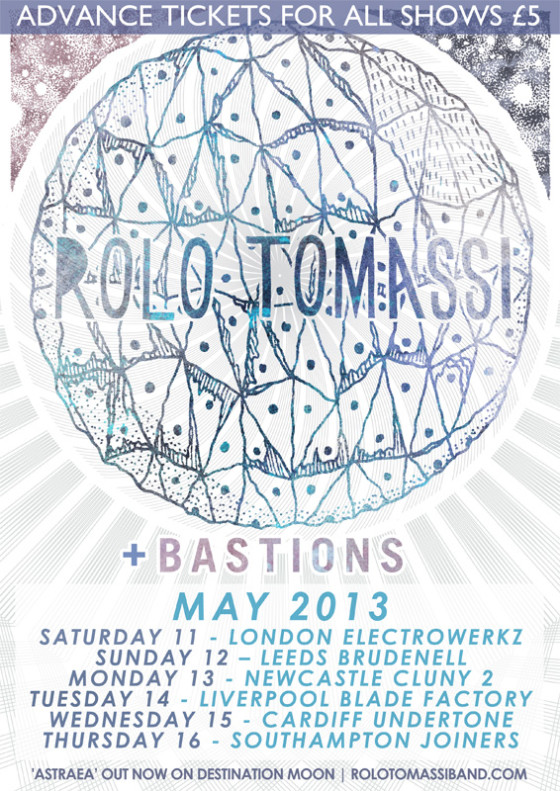 Rola Tomassi UK Tour