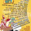Vans Warped Tour UK 2013 Poster