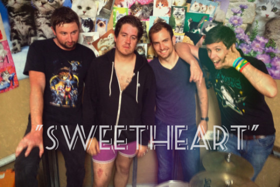 Sweetheart Band Photo