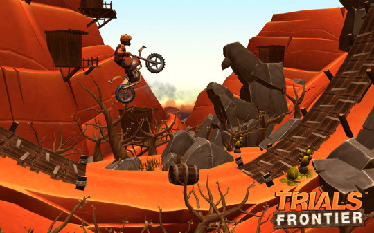 Trials Frontier (iOS)
