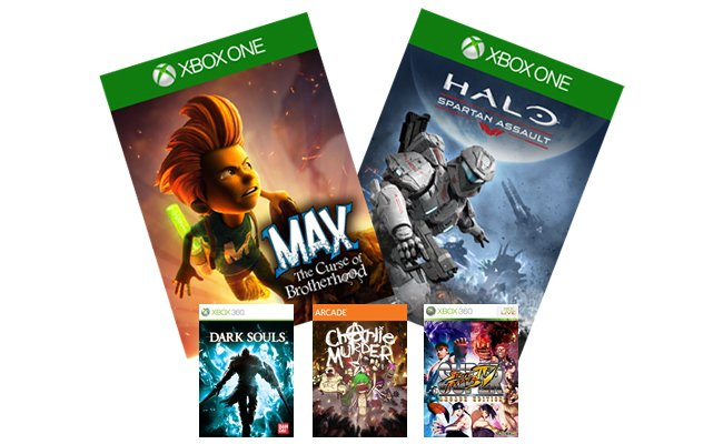 Xbox live new games