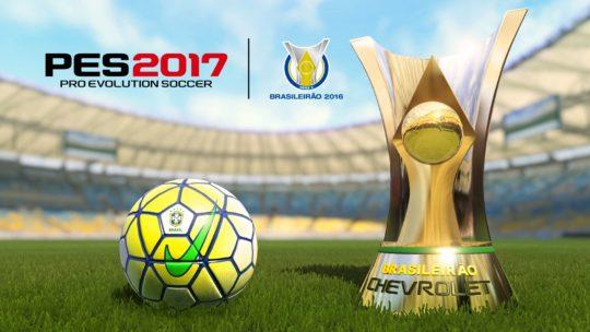 PES 2017 - Campeonato Brasileiro