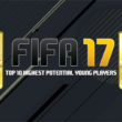 Top 10 Best Young Wonderkids in FIFA 17 Career Mode